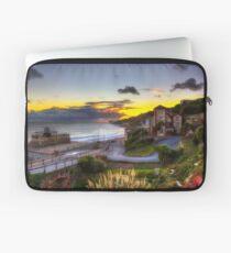 Ventnor Town Sunset Laptop Sleeve