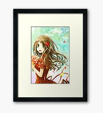 Bouquet of Colors Framed Print