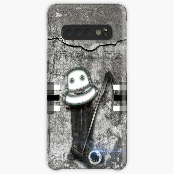 polo bw helmet stick (cpc) Samsung Galaxy Snap Case