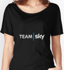 Team Sky Women's Relaxed Fit T-Shirt
