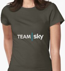Team Sky Womens Fitted T-Shirt