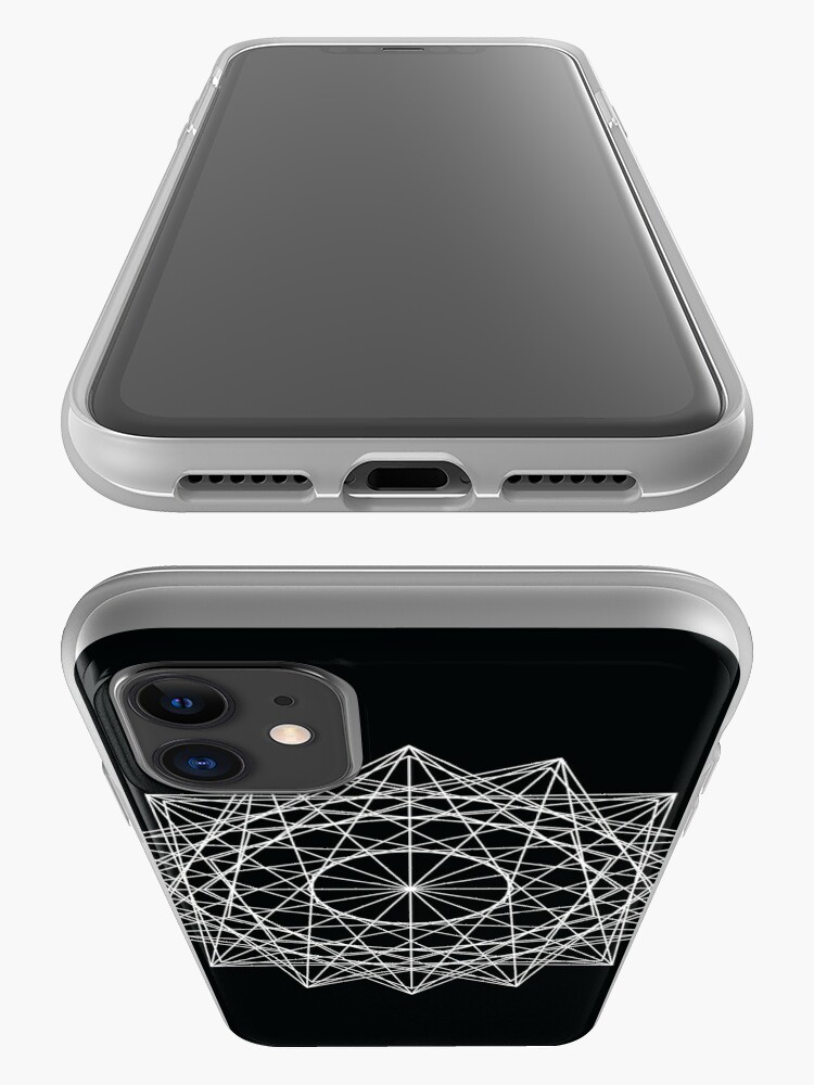 Alternate view of Geometric 6 iPhone Case & Cover