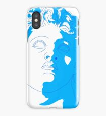 aesthetic sculpture iPhone Case