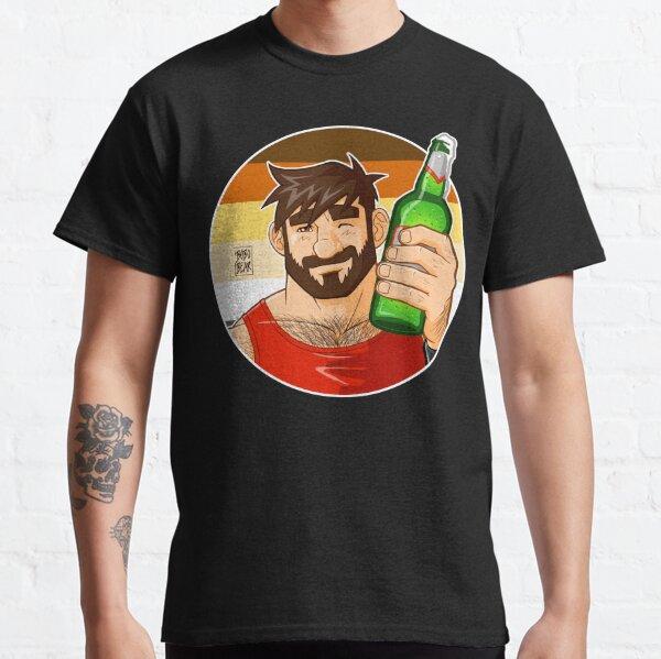 ADAM LIKES BEER - BEAR PRIDE VERSION Classic T-Shirt