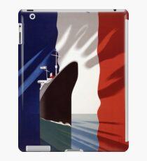 French Voyage iPad Case/Skin