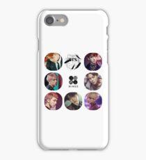 BTS - Wings iPhone Case/Skin