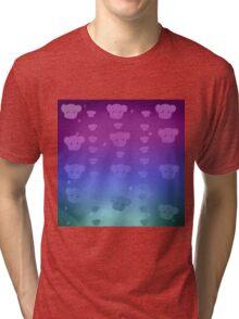 Koala Moon / Night Tri-blend T-Shirt