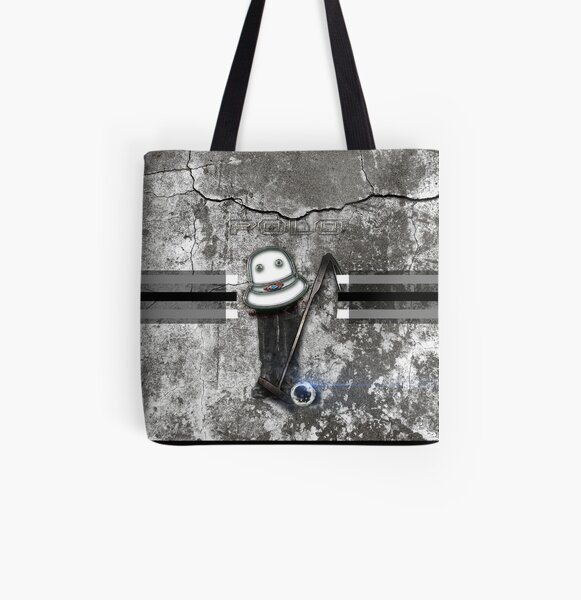 polo bw helmet stick (cpc) All Over Print Tote Bag