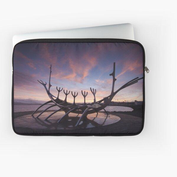 The Viking Ship Laptop Sleeve