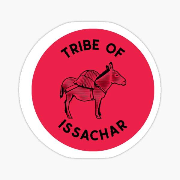 Tribe Of Issachar Sticker