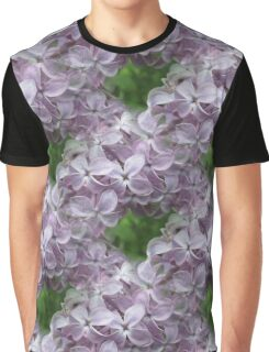 Lilac Beauty Graphic T-Shirt