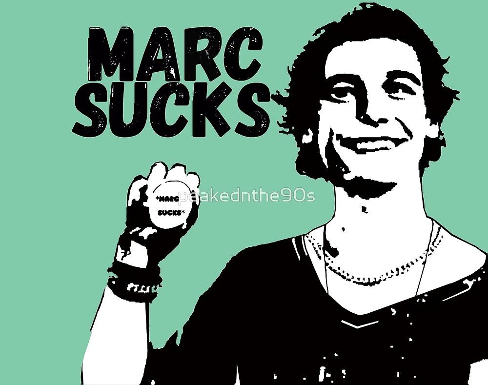 Empire Records Marc Sucks von peakednthe90s