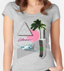 BUSINESS CLASS '84 COLLECTION Women's Fitted Scoop T-Shirt