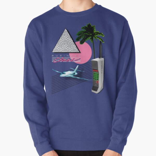 BUSINESS CLASS '84 COLLECTION Pullover Sweatshirt