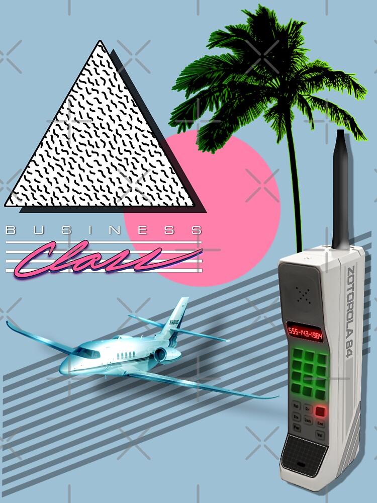 BUSINESS CLASS '84 COLLECTION by adamforcedesign