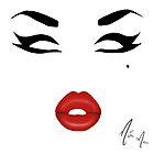 Adore Delano - Minimalist Queens by PaintedForFilth