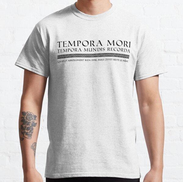 Kaamelott - Roi Loth (noir) T-shirt classique