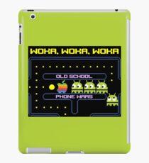 Old School Phone Wars iPad Case/Skin
