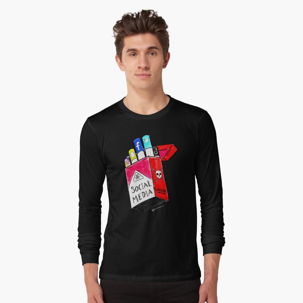 Social Media Pack Long Sleeve T-Shirt