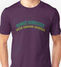 Pawnee Goddesses Leslie Knope Unisex T-Shirt