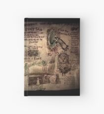 The Weasel's plans book Hardcover Journal