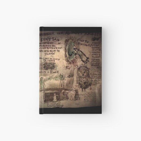 Le plan de la Weasel Carnet cartonné