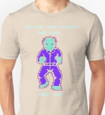 JASON FRIDAY THE 13TH 8-BIT NES Unisex T-Shirt