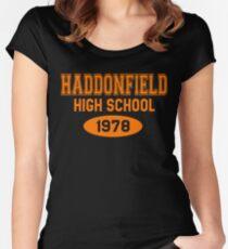 Haddonfield High School 1978 Women's Fitted Scoop T-Shirt