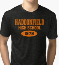 Haddonfield High School 1978 Tri-blend T-Shirt