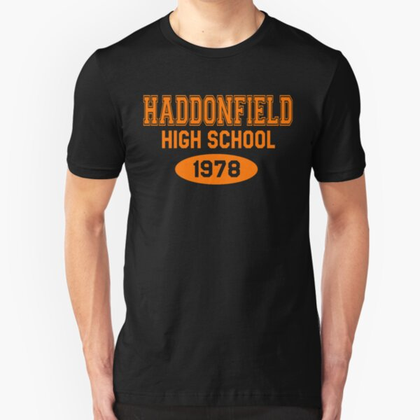 Haddonfield High School 1978 Slim Fit T-Shirt