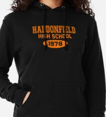 Haddonfield High School 1978 Lightweight Hoodie