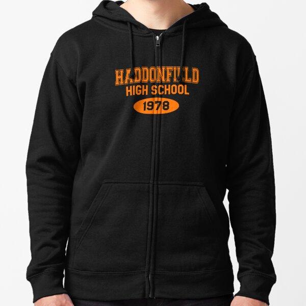 Haddonfield High School 1978 Zipped Hoodie