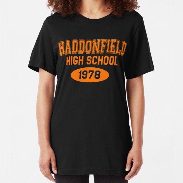 Haddonfield High School 1978 Slim Fit T-Shirt