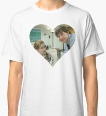 Jim and Pam Classic T-Shirt