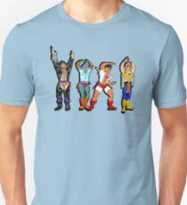YMCA He-Man Slim Fit T-Shirt