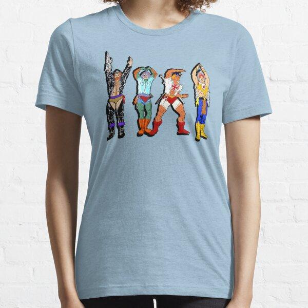 YMCA He-Man Camiseta esencial