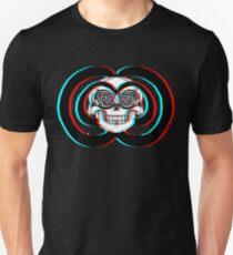Stereoscopic Skull 3d Unisex T-Shirt