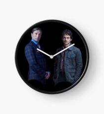 Reloj Will Graham y Hannibal Lecter