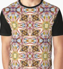 Abstract Sun Festival Psychedelic Graphic T-Shirt
