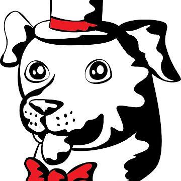 Fancy Dogo by mydragonzeatyou