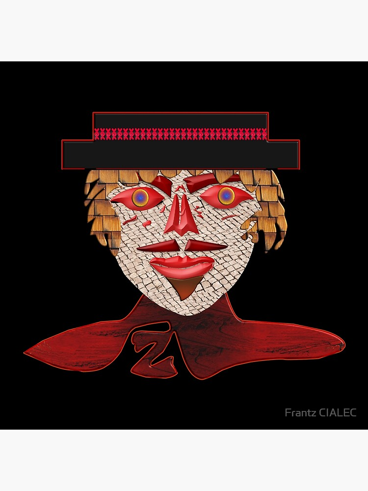 THE LEGEND OF ZORRO - MODERN AND COOL FACE PORTRAIT OF ZORRO - ZORRO HALLOWEEN - CHRISTMAS PARTY3  by Ralek