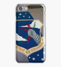 Strategic Air Command iPhone Case/Skin