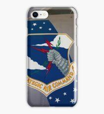Strategic Air Command iPhone Case/Skin