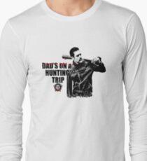 The Walking Dead - Negan/Supernatural Long Sleeve T-Shirt