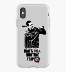 The Walking Dead - Negan/Supernatural iPhone Case