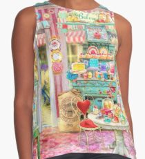 The Little Cake Shop Contrast Tank