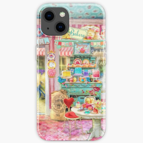 The Little Cake Shop iPhone Soft Case
