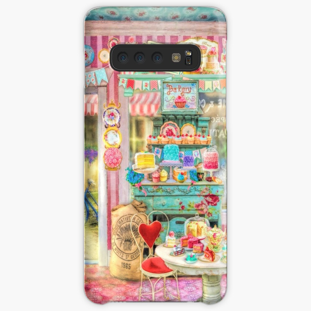 The Little Cake Shop Case & Skin for Samsung Galaxy