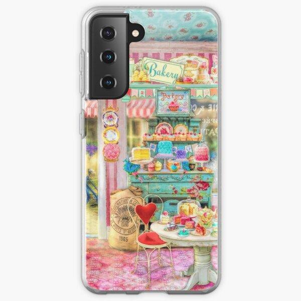 The Little Cake Shop Samsung Galaxy Soft Case