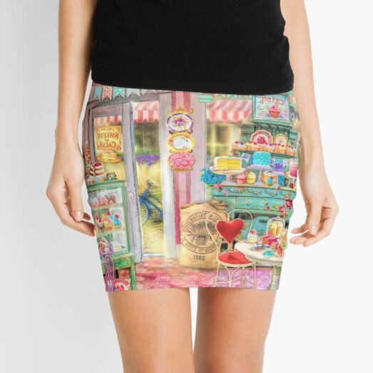 The Little Cake Shop Mini Skirt